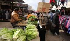 تقرير: إنفاق الأسر التونسية على الغذاء يتزايد مع صعود الأسعار