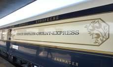 """بالصور: قطار""""Venice Simplon-Orient-Express""""يقدم رحلة مفعمة بأجواء العشرينيات"""
