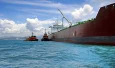 إيران تبدأ تصدير النفط عبر بحر عمان