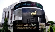 مؤشر سوق مسقط يغلق على انخفا بنسبة 0.067% عند 4085.83 نقطة