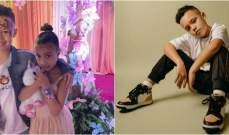 ابنة كيم كارداشيان ذات الـ5 سنوات لديها حبيب يقدم لها أغلى الهدايا!