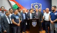 أصحاب الشاحنات يلغون إضرابهم بعد لقاء مع وزيرة الداخلية والنائب إبراهيم كنعان
