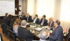 حب الله في اجتماع مع نقابة مصانع الدّواء: لتشجيع الاعتماد على المنتج اللبناني ودعم الصناعة الوطنية