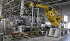 إرتفاع الإنتاج الصناعي الأميركي 0.3% الشهر الماضي