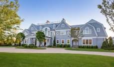 """بالصور.. مؤسس """"وي وورك"""" يعرض منزله في نيويورك للبيع مقابل 37.5 مليون دولار"""