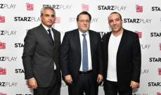 """شقير خلال إطلاق خدمة """" ستارز بلاي"""" في لبنان: خطوة في صلب عملنا للتحول نحو الاقتصاد الرقمي"""