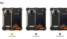 """S88 Plus""هاتف ذكي جديد من""Doogee"" مقاوم لمختلف العوامل الجوية"