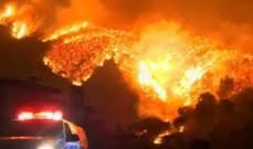 إندونيسيا تغلق شركات بسبب حرائق الغابات