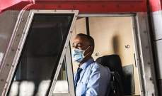 روسيا تزود مصر بقطارات تشبه الطائرات
