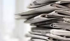 الصحف الورقية في لبنان كما العالم مصير واحد ...الاقفال والتحليق في الواقع الافتراضي
