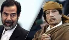 غسيل أموال من نظامي صدّام حسين ومعمّر القذافي؟