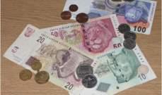 جنوب أفريقيا: الراند تسجل أدنى مستوى بـ11شهراً