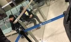 صينيان يتركان ولديهما في المطار بعد اشتباه الإصابة بفيروس كورونا!