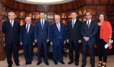 القصّار: ندعم اهتمام الصين بالاستفادة من علاقاتها الاستراتيجية مع لبنان