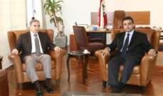 وزير السياحة بحث مع اتحاد بلديات المتن في وضع المنطقة على الخارطة السياحية