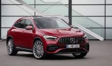 """""""مرسيدس"""" تكشف عن نموذجها الجديد من سيارات """"GLA"""""""