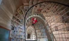 بالصور: رجل إيطالي يجمع 1444 صحيفة ورقيةمن ثلثي بلدان العالم