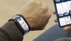 """""""نوبيا"""" تطلق ساعتها الذكية """"Watch"""" بشاشة منحنية"""