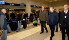 فرعون جال في اسواق بيروت وكسروان وجبيل واطلع على حركة الاقبال في المطار