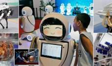 المؤتمر العالمي للروبوت في الصين يعرضأكثر من 700 روبوت متخصص