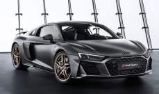 """أودي تكشف عن النموذج الجديد من سيارات """"R8"""""""