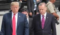 تقرير: واشنطن أعدت مجموعة عقوبات ضد تركيا