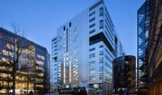 100 مليون دولار قيمة مبنى في لندن