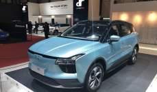 """""""أيوايز"""" الصينية تطرح أول سيارة رياضية متعددة الاستخدامات تعمل بالكهرباء في أوروبا"""