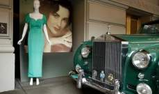 سيارة إليزابيث تايلور متاحة للشراء مقابل 2.8 مليون جنيه إسترليني