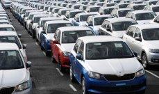 ارتفاع الطلب على السيارات الجديدة بالاتحاد الأوروبي 29.5 بالمئة
