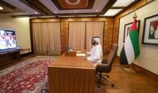 مجلس الوزراء الإماراتي يقرّ حزمة دعم إضافية للإقتصاد بقيمة 16 مليار درهم