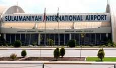 تركيا تعلن رغبتها بتوسيع رحلاتها الجوية الى العراق
