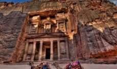 هيئة تنشيط السياحة الأردنية: نتوقع ارتفاع أعداد السياح مع تزايد الرحلات