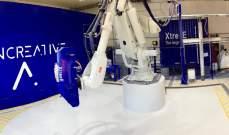 افتتاح أول مصنع للطباعة ثلاثية الأبعاد في دبي