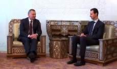 مسؤول روسي: قد نستأجر ميناء طرطوس لمدة 49 عاماً