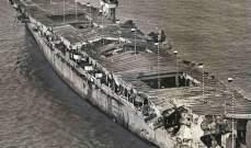 بعد 100 عام على اختفائها... العثور على سفينة تجارية في مثلث برمودا!