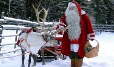 """تراجع السياحة بسبب """"كورونا"""" يهدد موطن """"بابا نويل"""" في فنلندا"""
