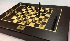 """""""Square Off""""أذكى رقعة شطرنج في العالم"""