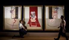 84.6 مليون دولار.. قيمة لوحة فنية لفرانسيس بيكون