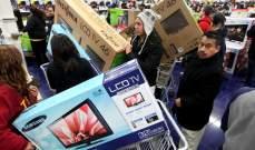 ارتفاع المبيعات الإلكترونية في أميركا خلال موسم الأعياد بنسبة 18.8%