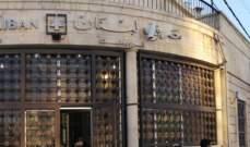اعتصام أمام مصرف لبنان فرع بعلبك.. ورشق المبنى بالبيض