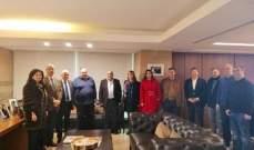 وزارة الصناعة تفعّل تعاونها مع البلديات لتطوير المناطق الصناعية