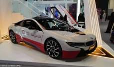 """دبي تكشف عن السيارة """"الجيومكانية""""..الأولى من نوعها في العالم"""