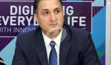 حواط بعد لقائه دبوسي: مشاريع غرفة طرابلس تساهم في نهضة الاقتصاد