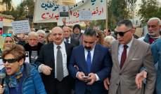 زخور: نطالب بمباشرة الإصلاحات ومحاربة الفساد وتعديل قانون الإيجارات