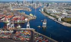 أستراليا.. فائض الميزان التجاري يرتفع بأكثر من المتوقع