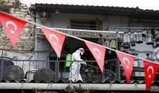 المعنويات الاقتصادية في تركيا تتراجع 3.5%