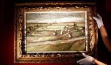 """بيع لوحة للفنان """"فان غوخ"""" مقابل 8.3 مليون دولار خلال مزاد"""