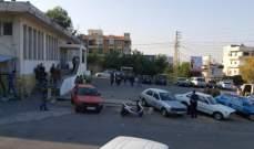 """إقفال مصلحة تسجيل السيارات في صيدا بعد إصابة موظفة بـ""""كورونا"""""""