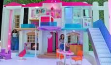 منزل الأحلام لدمى باربي بات ذكياً ومشبكاً بالانترنت